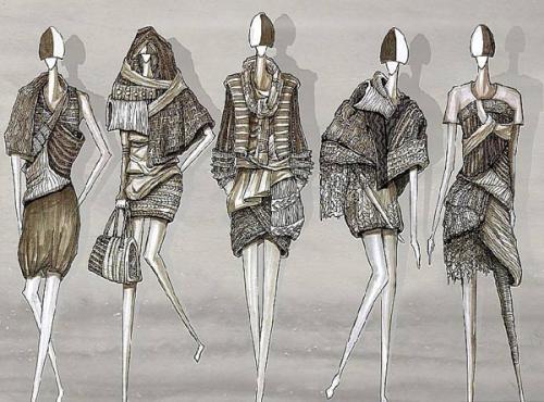 对于去英国学习服装设计的学生来说,最大的优势之一是学制短,学习费用