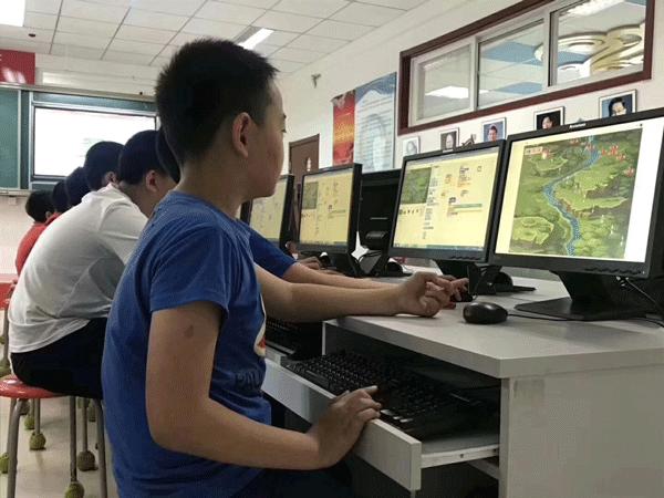 重庆编程?z+?_重庆童程童美少儿编程培训学校
